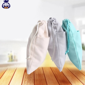 suede cell phone drawstring pouches
