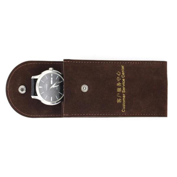 velvet watches bags
