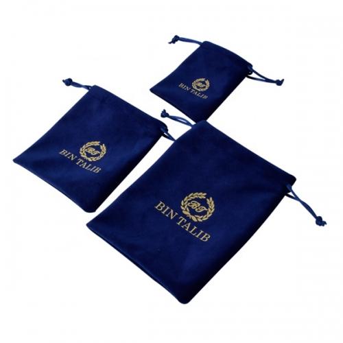 jewelry pouch with logo