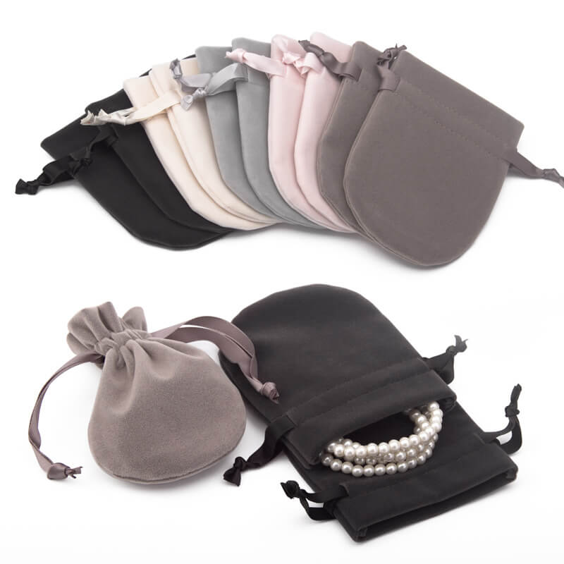 Fabric Jewellery Pouches
