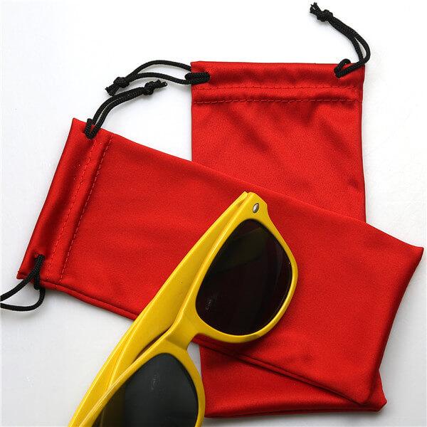 Microfiber Drawstring Bags