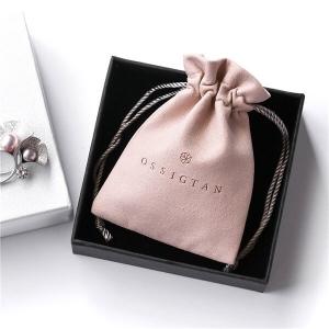 Microfiber jewelry bag